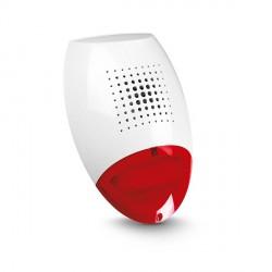 Satel SD-3001 sygnalizator optyczno-akustyczny