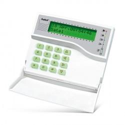 Satel INT-KLCDK-GR manipulator LCD